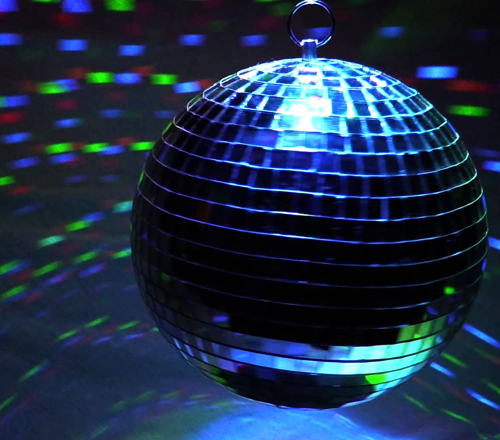 Palla da discoteca