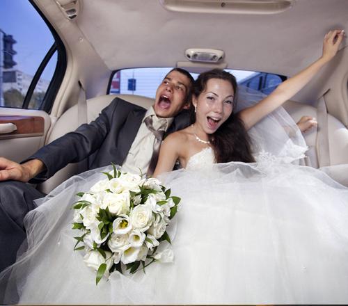 Appena sposi